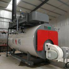 4吨低氮冷凝燃气锅炉中杰特装厂家直供型号WNS4-1.25-Y(Q)