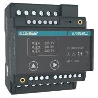 爱博精电新款导轨计量电表,DTSU1900b,支持端子测温、波形抓取工能!