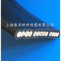 上海格采电梯扁电缆TVVB