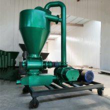 新型多方位可变向加除尘软管气力吸粮机_码头粮食用吸送吸粮机厂家