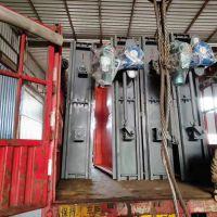 进口风道电动挡板门 磨煤机冷风入口 插板电动隔绝门