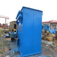 康越烘干塔DDF大型袋式反吹布袋除尘器厂