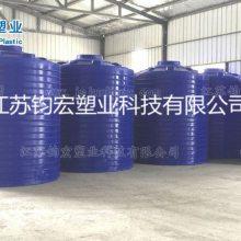 西湖三墩圆柱型水箱_20立方工程塑料水箱多少钱