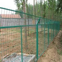 供应框架浸塑边框护栏网养殖圈地铁路防护网加工定制