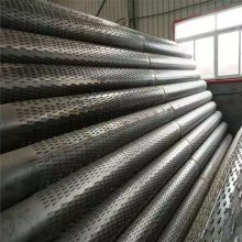 打井用钢管400mm地铁降水滤水管600桥式滤水管生产厂家