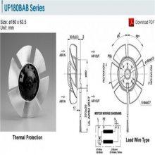 FULLTECH轴流风机制造商UF92AM11-H供应厂家