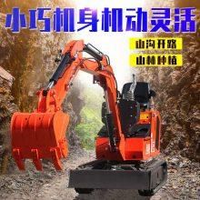 适用于多场景的犀牛微挖机工厂 微型挖掘机升级洋马发动机 出口标准的微挖机价格