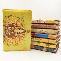 复古中国风特色纪念品日记本韩国文艺创意文具便携厚记事笔记本