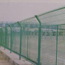 品龙丝网厂专业生产/双边护栏网/车间隔离栅