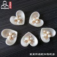 新娘结婚饰品 精致手工珍珠发梳发簪头饰 厂家定制批发