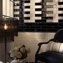 私人订制瓷砖连锁幼儿园店面酒店装修背景墙瓷砖纯色彩色瓷砖面包砖条砖