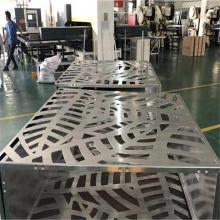 德普龙花型雕刻镂空铝板_门头镂空铝板厂家报价
