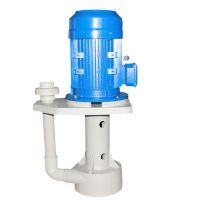 厂家直销洁科牌耐酸碱耐腐蚀可空转槽内立式泵JTH-40SK-3