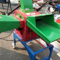 厂家直销秸秆苜蓿铡草机 大产量青贮饲料铡草揉丝机 电动切草机