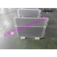供应定制英格索兰空气压缩机板翅式换热器油气冷却器风冷