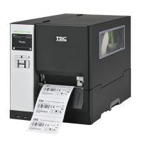 TSC MH240不干胶标签打印机|200点工业贴纸打印机