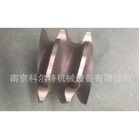 工程塑料造粒机的螺纹元件 啮合块元件-6542料啮合块元件