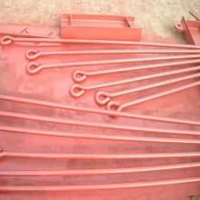 A15双头螺纹吊杆 双头左右螺纹吊杆 汇鹏吊杆