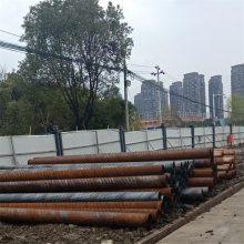 钢板焊接滤水管356mm/325桥式过滤管灌溉井用滤管 降水井管