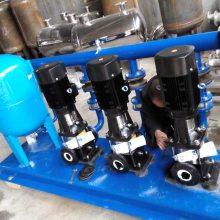 云南保山别墅专用叠加增压供水设备
