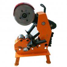 无毛刺消防镀锌管电动液压切管机 管道液压切管机 SYQG-219切管机
