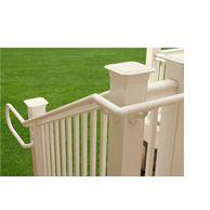 苏州木塑WPC共挤塑木PVC生态木墙板300*9木塑户外桌椅厂家直销供应