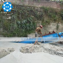 供应双螺旋洗砂机 150方处理量螺旋洗砂机设备 螺旋洗砂机现场