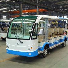 巡逻观光车-观光车-知豆旅游游览车(查看)
