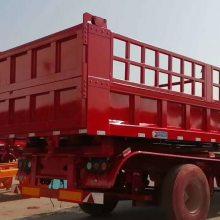吉林省高低板标准厢板半挂车未来发展局势