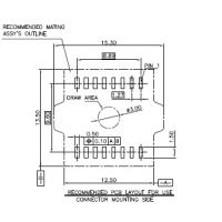 KY供应进口16P SPI FLASH IC SOP BIOS SOCKET插座贴片连接器 BIOS