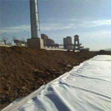 1200g蓄水池复合土工膜_防渗施工图片_润泽土工