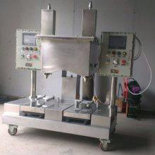 双头工业清洗剂灌装机厂家 广东福建润滑油涂料包装机
