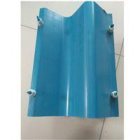 改性聚氯乙烯收水器 M型PVC165型收水器 塑料拉挤成形 品牌华庆