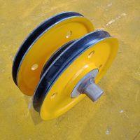 φ430滑轮组 10T 天车滑轮组 抓斗定滑轮 滑车滑轮