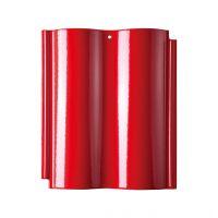 双筒瓦-全自动生产线,质量稳定-陶瓷瓦美观大方
