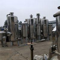 特价出售二手浓缩蒸发器 二手降膜蒸发器 MVR结晶蒸发器