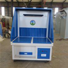 抛光砂轮车间专用打磨平台 除锈打磨粉尘收集器 木器厂打磨收尘器