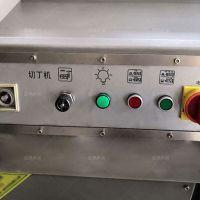 鑫鹏 大型苹果冻肉切丁机使用方法