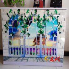 中山家具5D数码uv喷绘印花机