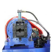 50*400 手动锥管机 双头全自动液压缩管机 不锈钢电动锥管机