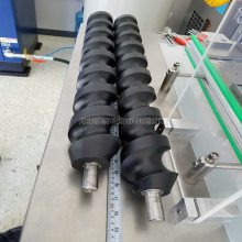 设计订做塑料拌料螺杆厂家 台北灌装机螺旋推瓶器