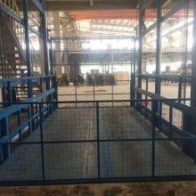 鹰潭供应工厂导轨式液压升降货梯 室外壁挂式液压升降平台 优质液压升降机供应商
