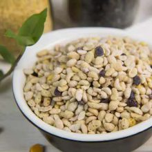 无蔗糖苦荞荞麦片即食代餐食品生产线