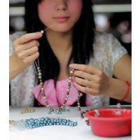 提供珠海家庭手工活加工珍珠零投资创业月入万元