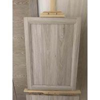 广东同色衣柜门线板实木免漆门芯板包覆多层拼框线