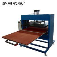 100x120cm烫画机热转印机器设备t恤服装印花机 气动全自动现货
