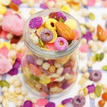 玉米片膨化食品生产设备早餐谷物膨化休闲食品生产线