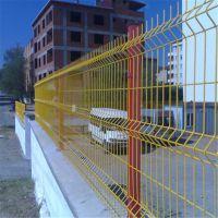 别墅围墙防护栏 围墙护网 厂区隔离网