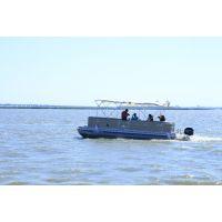 铝合金船,景区铝合金观光船,铝合金浮筒船,铝合金快艇