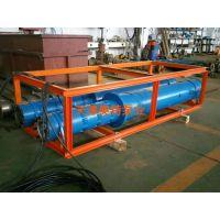 抽水量300方400方/时浮箱式浮筒式大流量高扬程潜水泵_工程用浮船潜水泵